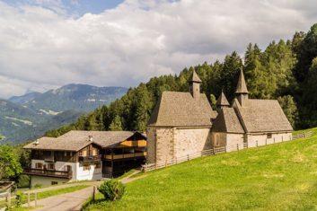 Das Quellheiligtum von Dreikirchen